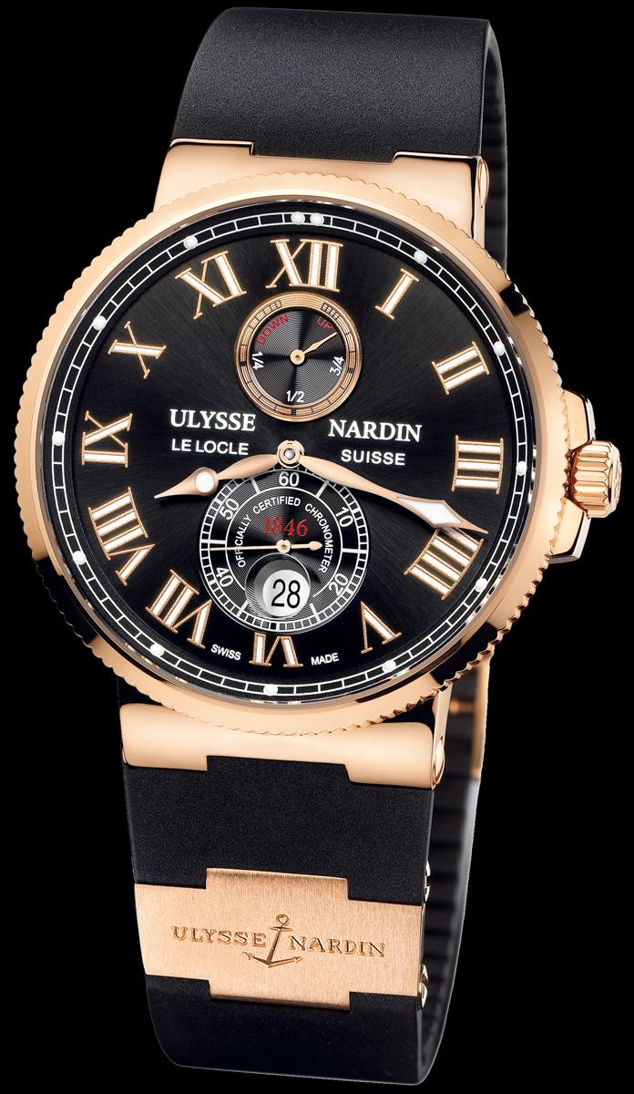 важное часы ulysse nardin marine diver 43 mm gold оригинал известно, как Наполеон
