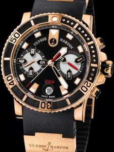 ulysse nardin maxi marine diver chronograph