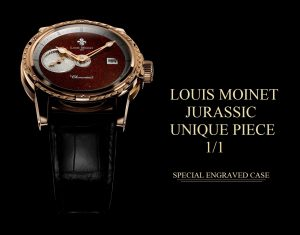Louis Moinet JURASSIC UNIQUE PIECE